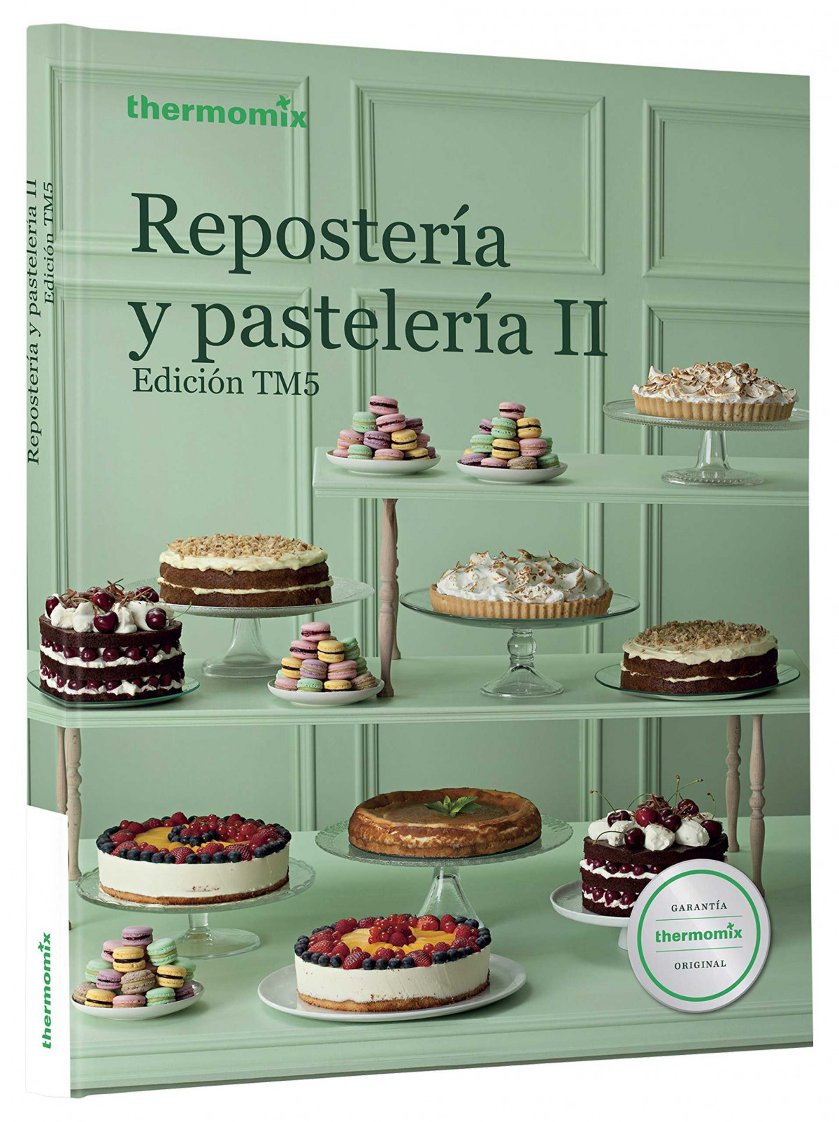 REPOSTERIA Y PASTELERIA II 9788460681236