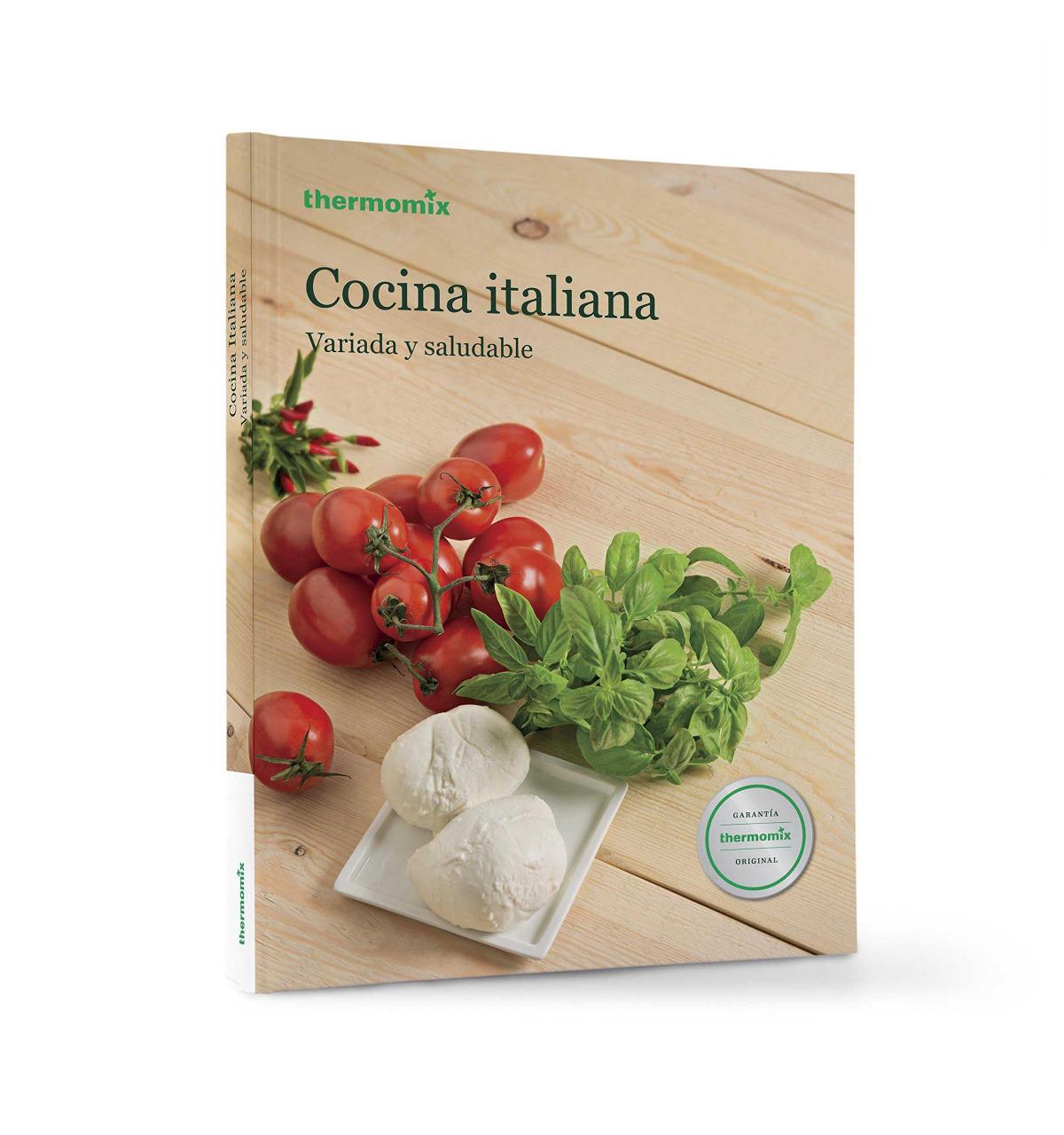 COCINA ITALIANA 9788460846819