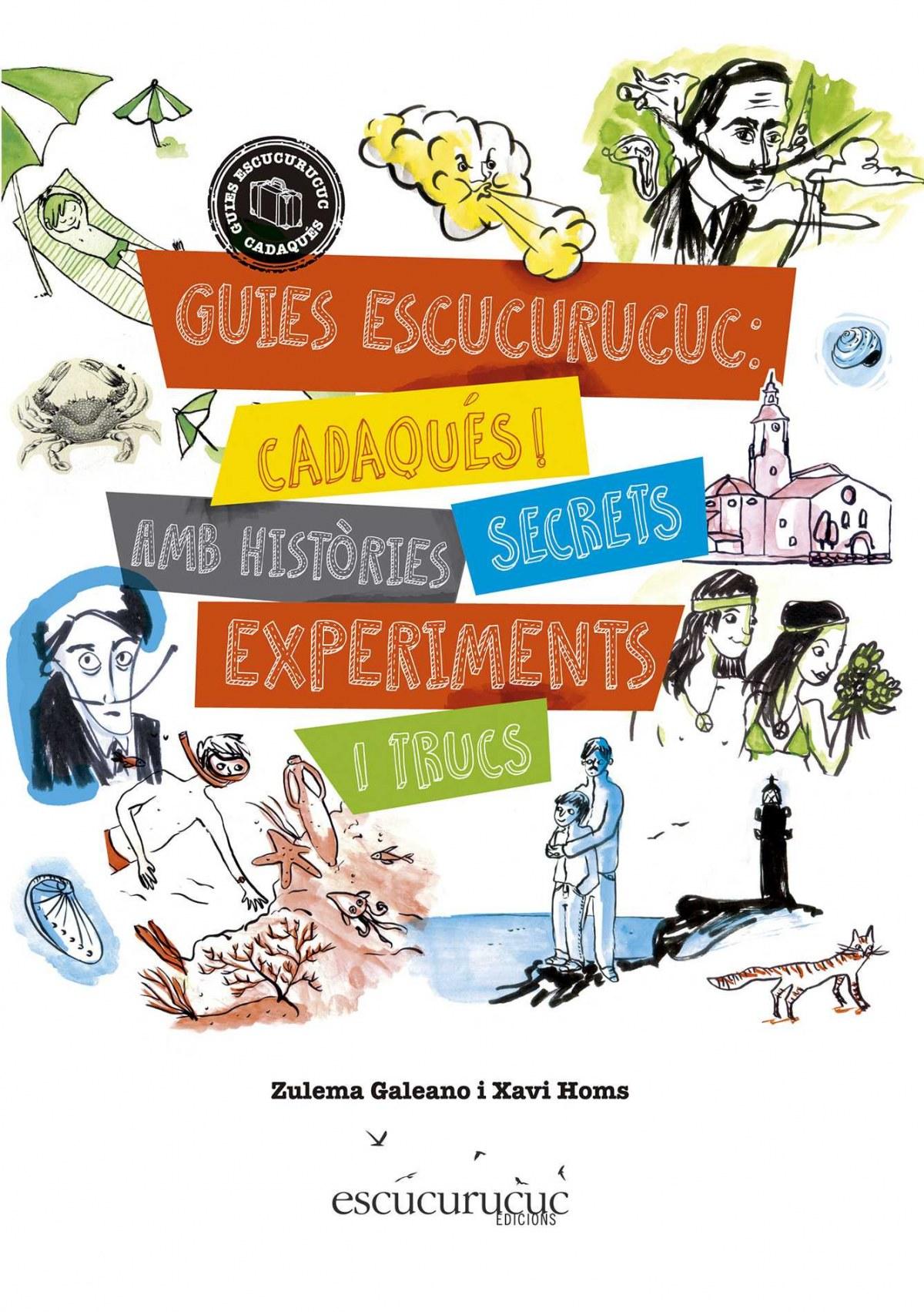 Guies Cadaqués: histories secrets experiments trucs 9788460853602