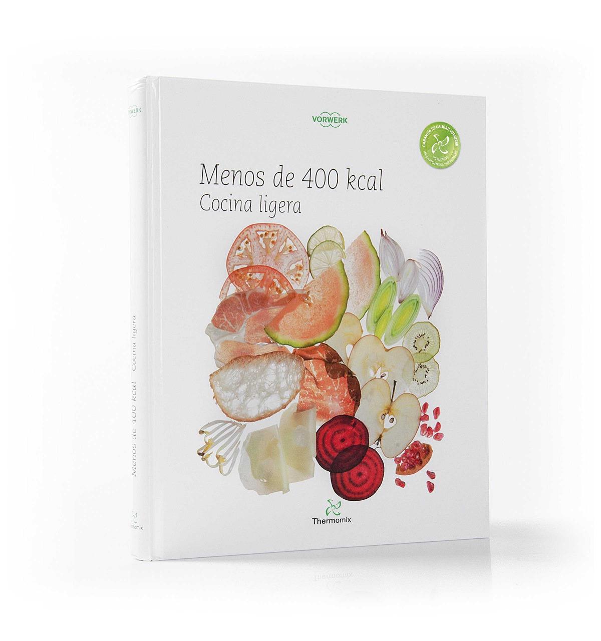 MENOS DE 400 KCAL 9788461618606