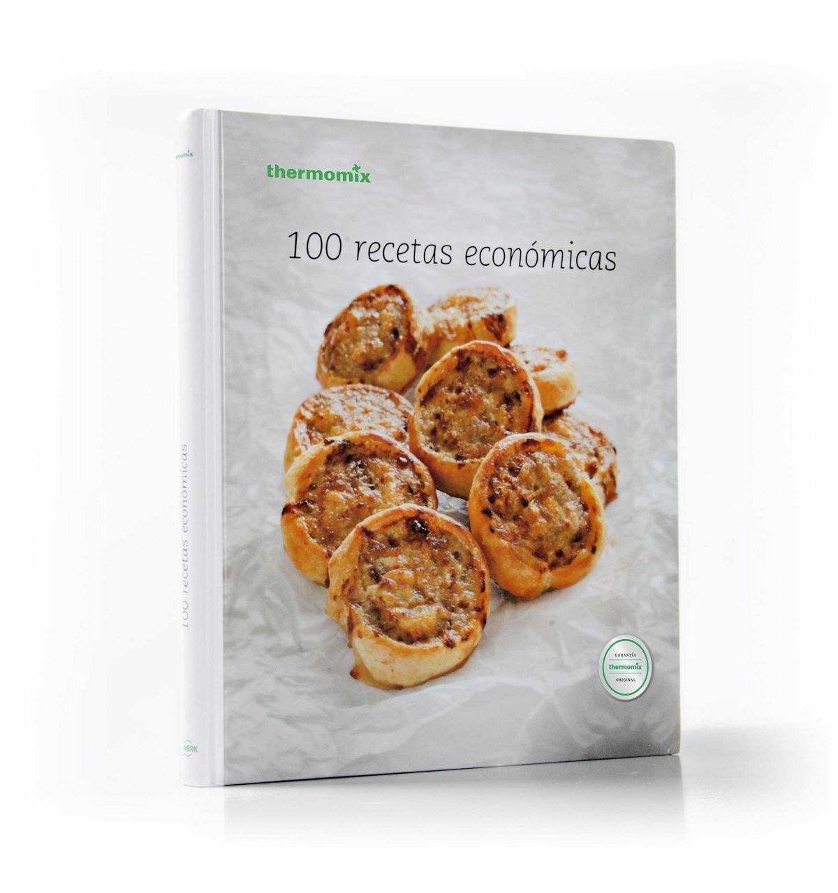 100 RECETAS ECONÓMICAS 9788461672844
