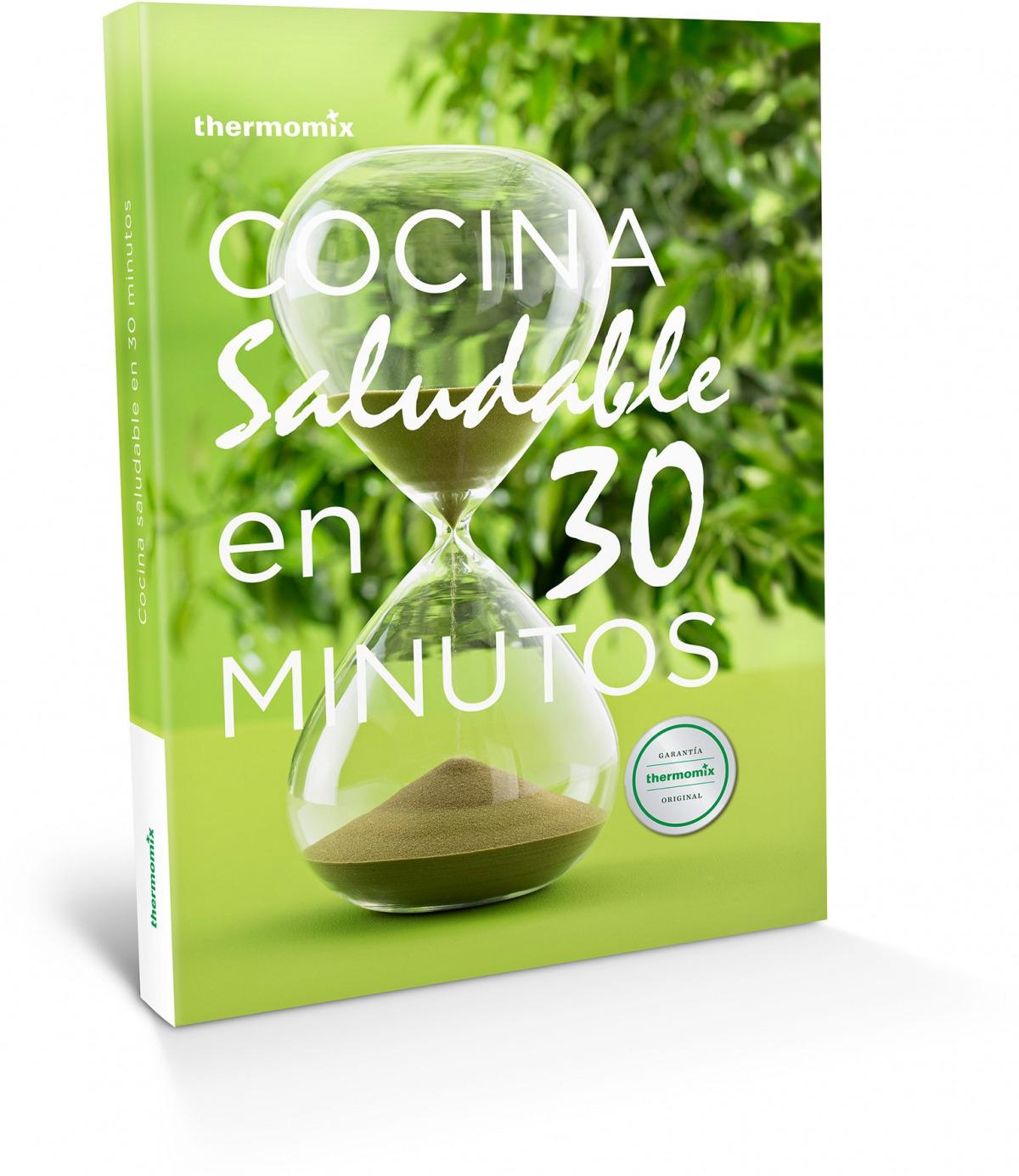 COCINA SALUDABLE EN 30 MINUTOS 9788461741175