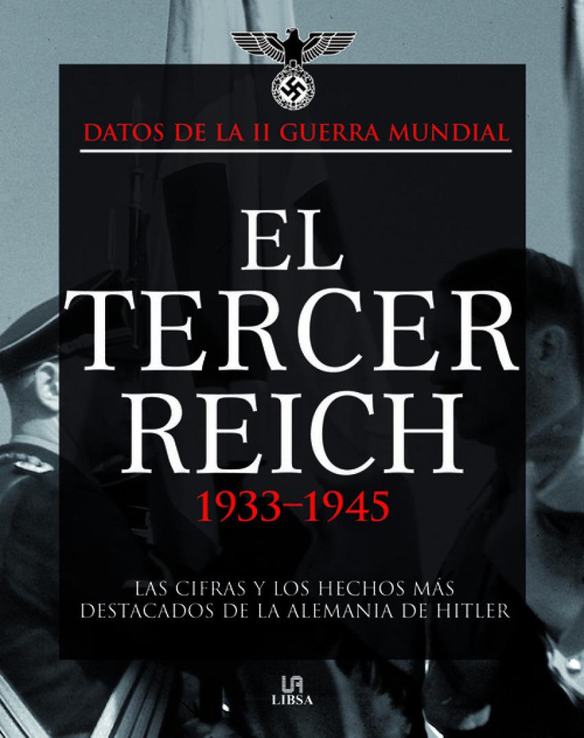 El Tercer Reich 1933-1945 9788466220958