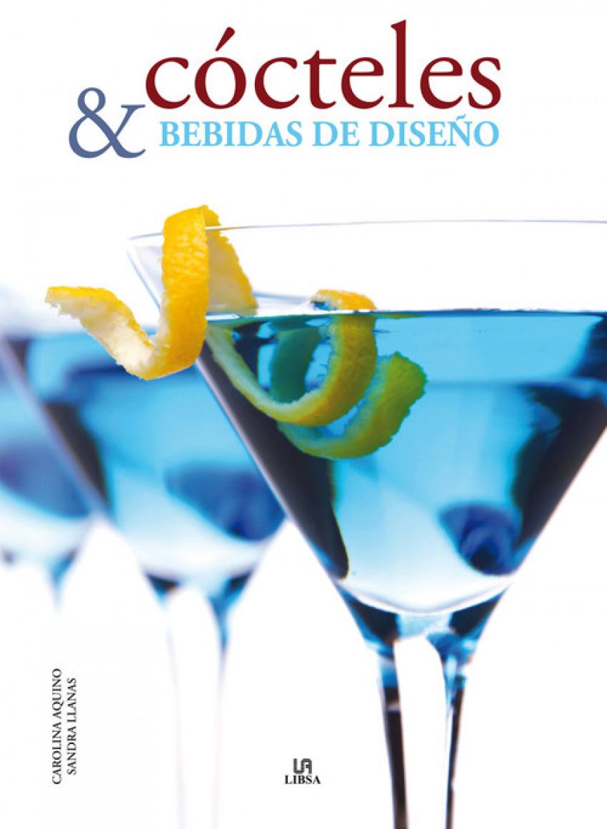 Cócteles y bebidas de diseño 9788466226837