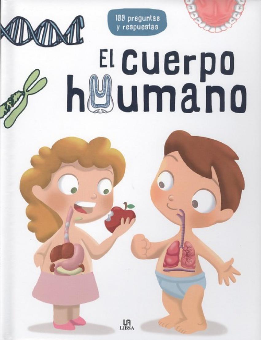 EL CUERPO HUMANO 9788466228107