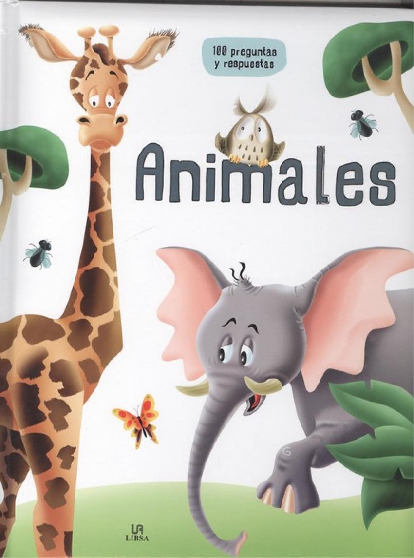 ANIMALES 9788466228114