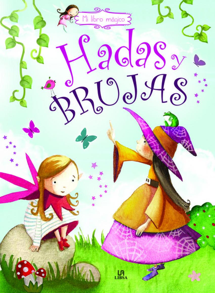 Hadas y brujas 9788466232500
