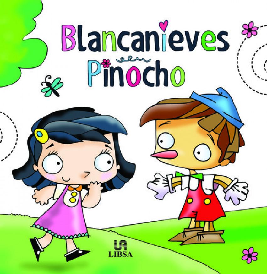 BLANCANIEVES/PINOCHO 9788466234085
