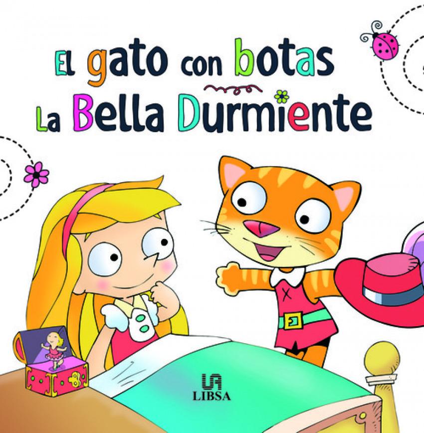 EL GATO CON BOTAS/LA BELLA DURMIENTE 9788466234115