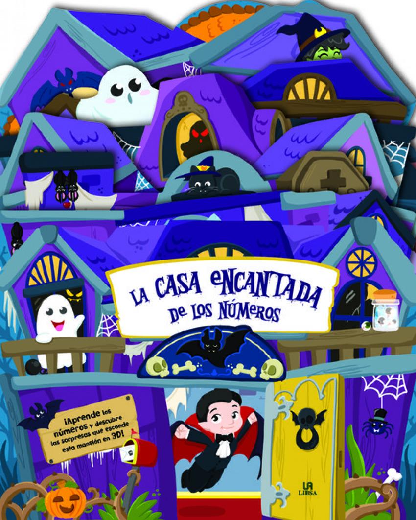 LA CASA ENCANTADA DE LOS NÚMEROS 9788466234450