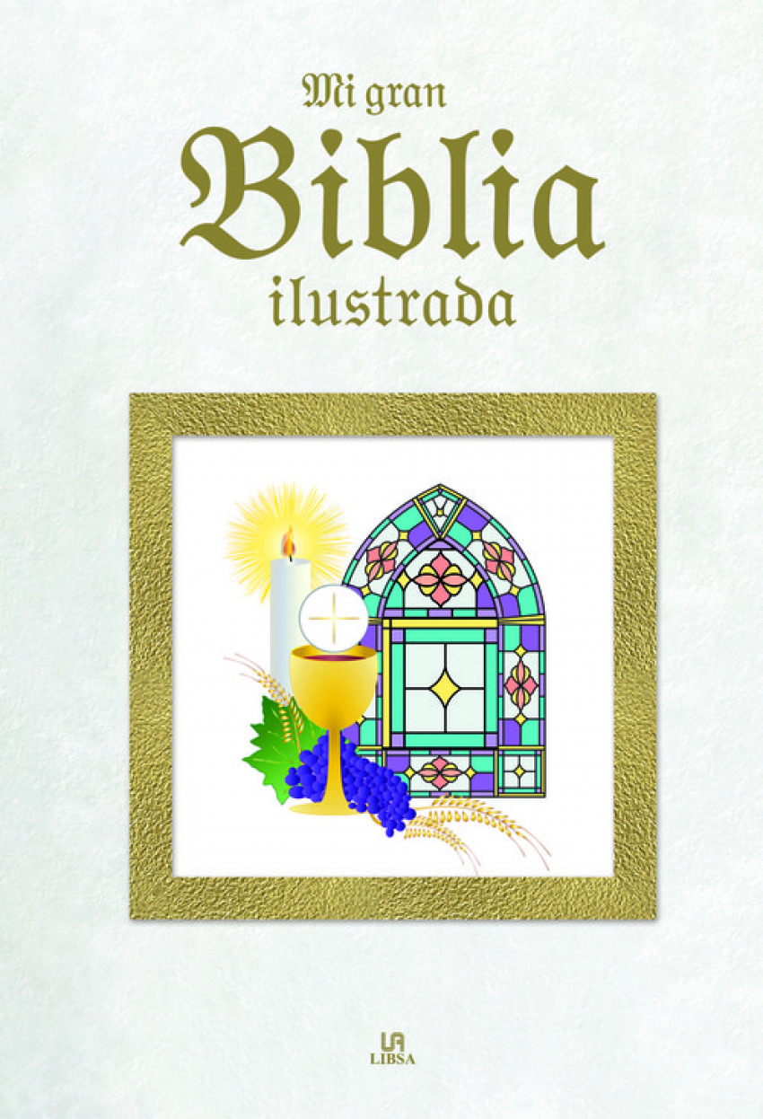 Mi gran Biblia ilustrada 9788466235983