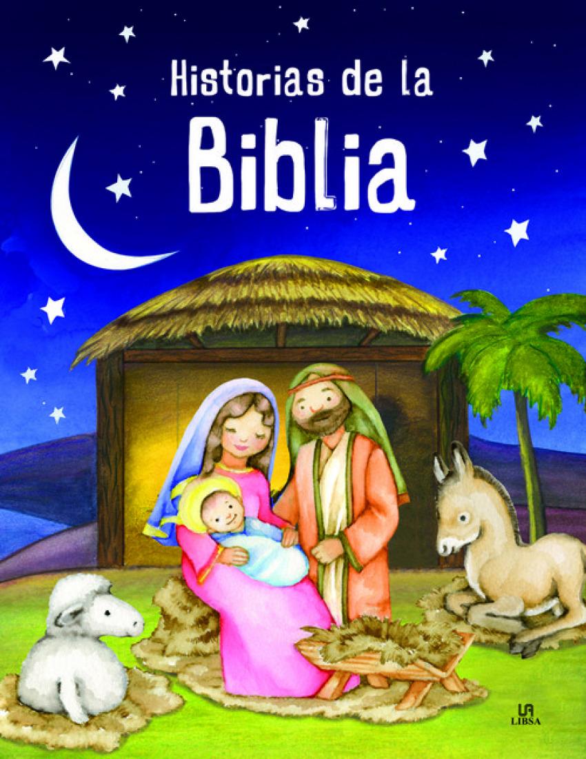 HISTORIAS DE LA BIBLIA 9788466236362