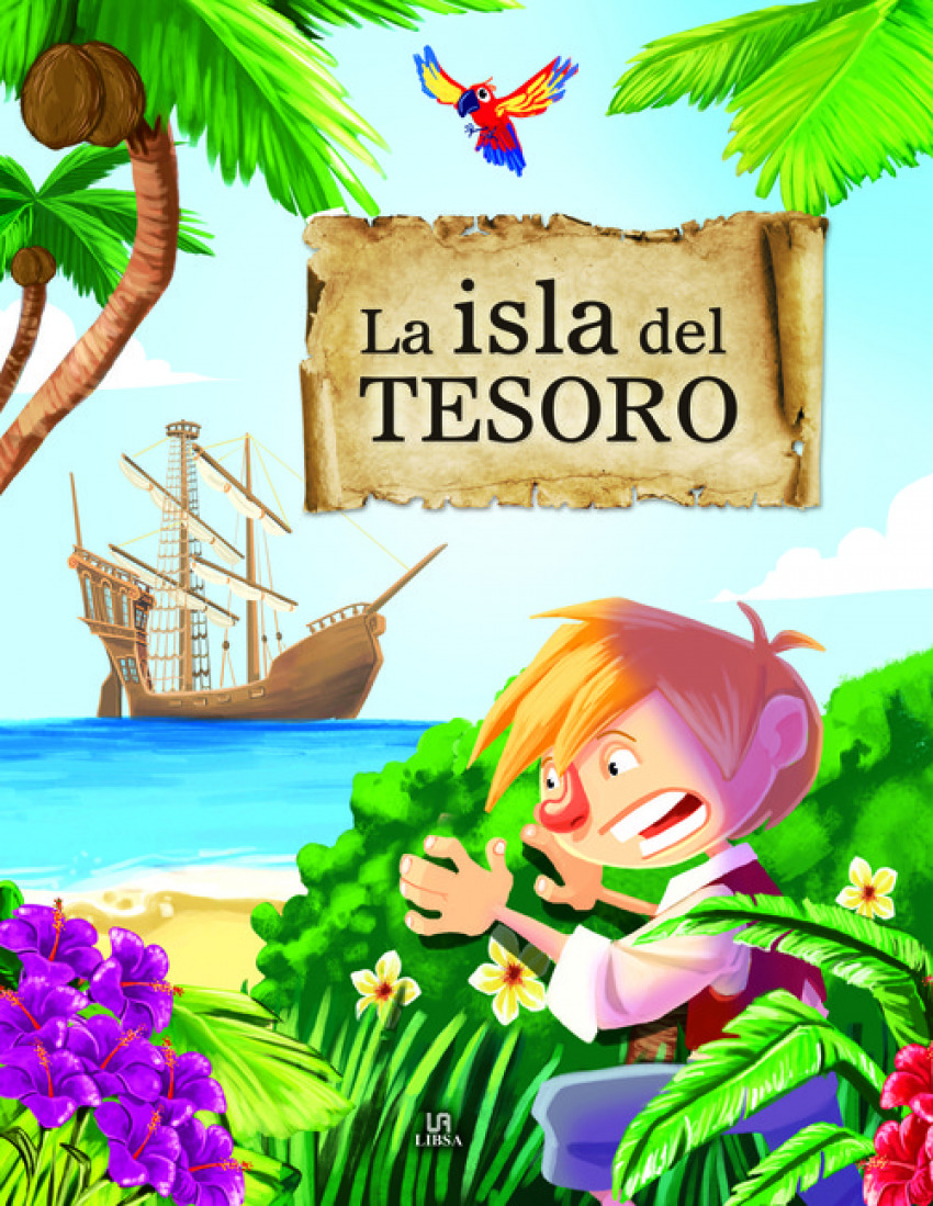 LA ISLA DEL TESORO 9788466236379