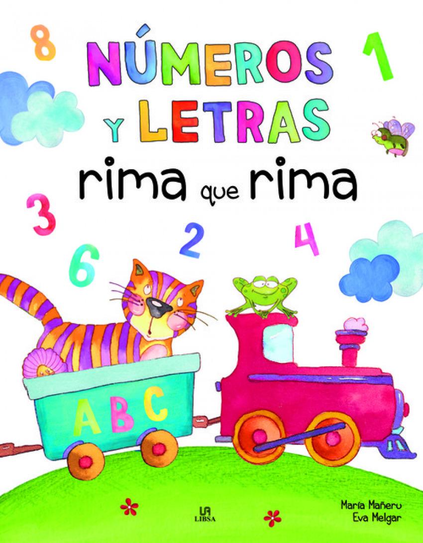 NÚMEROS Y LETRAS 9788466236430