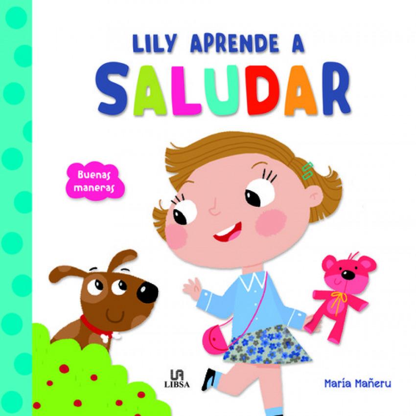 LILY APRENDE A SALUDAR 9788466236560