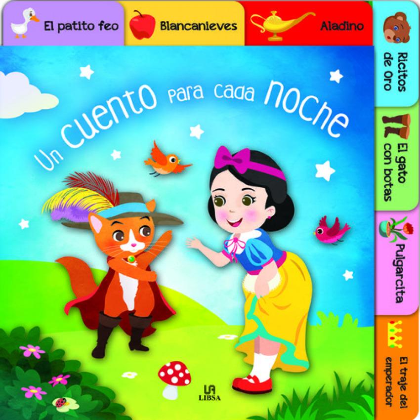 UN CUENTO PARA CADA NOCHE 9788466237062