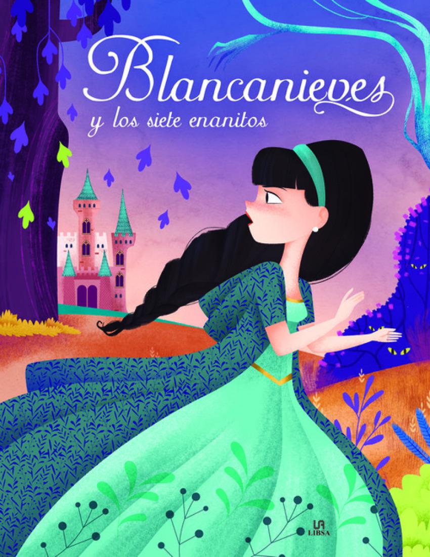 BLANCANIEVES Y LOS SIETE ENANITOS 9788466237086