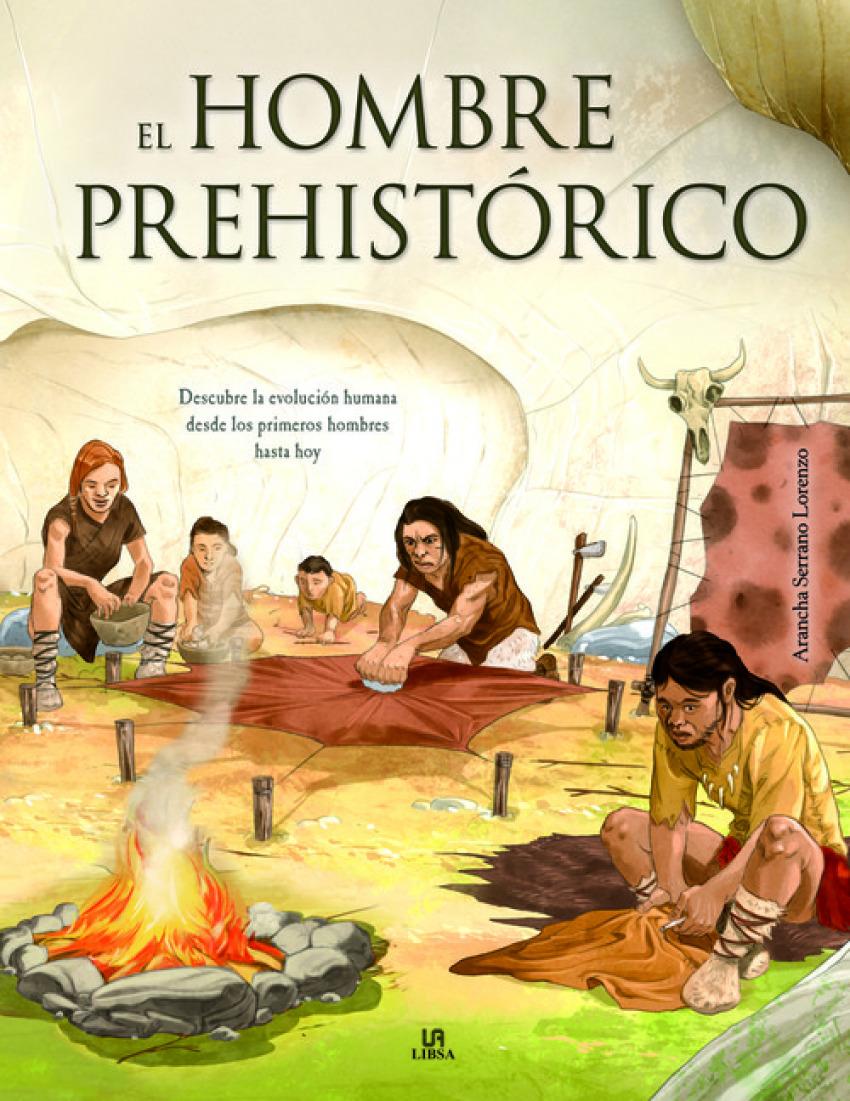 EL HOMBRE PREHISTÓRICO 9788466237697