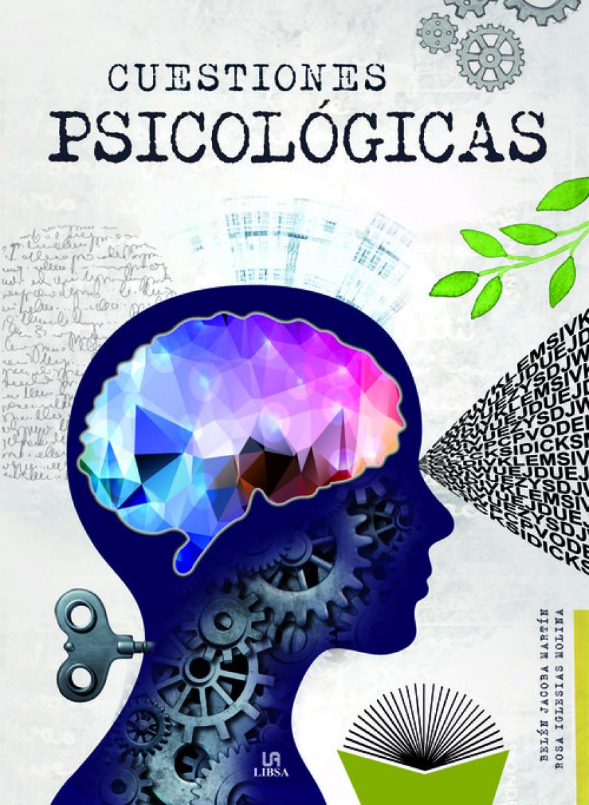 CUESTIONES PSICOLÓGICAS 9788466237888