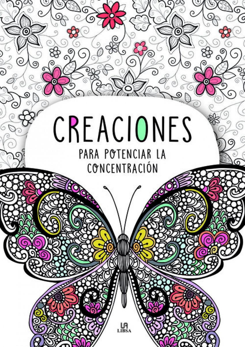 CREACIONES PARA POTENCIAR LA CONCENTRACIÓN 9788466237987