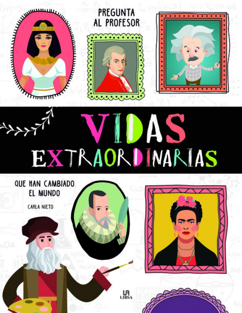 VIDAS EXTRAORDINARIAS 9788466238052