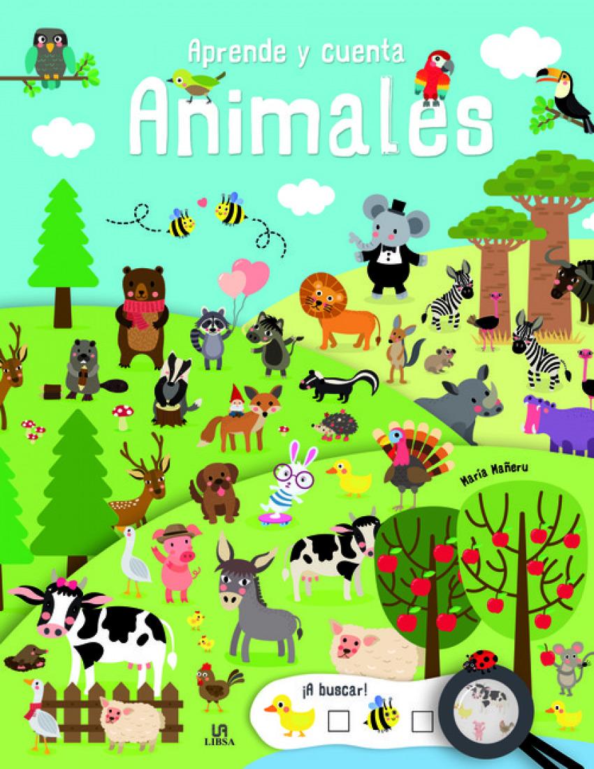 ANIMALES 9788466238090