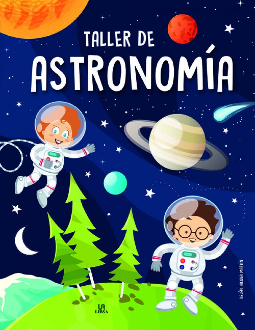 TALLER DE ASTRONOMIA 9788466238120