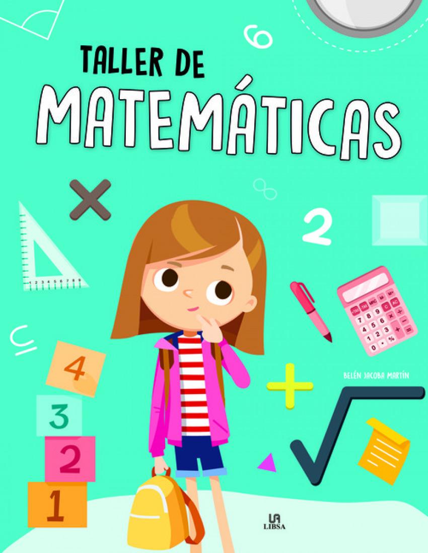 TALLER DE MATEMÁTICAS 9788466238137
