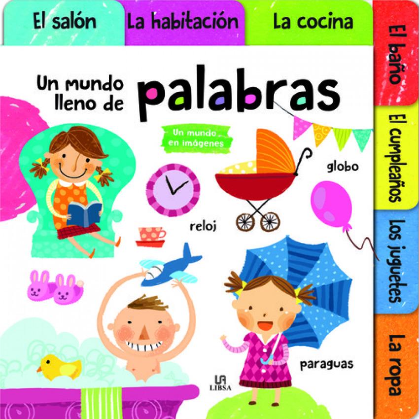 UN MUNDO LLENO DE PALABRAS 9788466238212