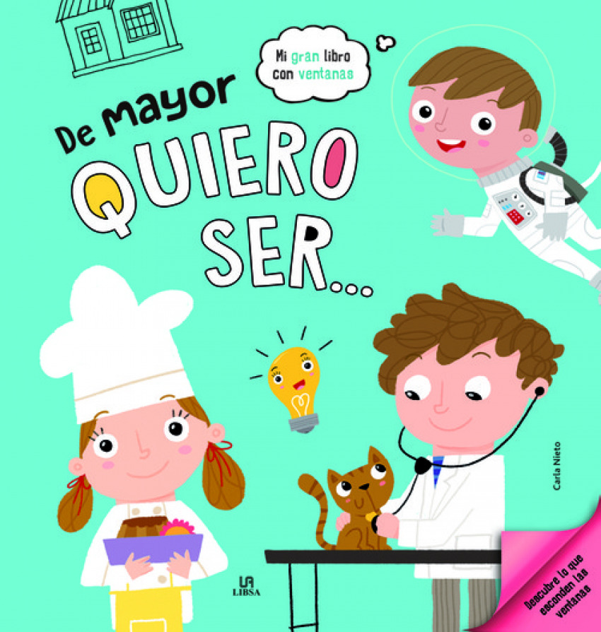 DE MAYOR QUIERO SER... 9788466238250