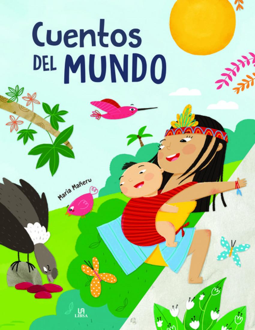 CUENTOS DEL MUNDO 9788466238649