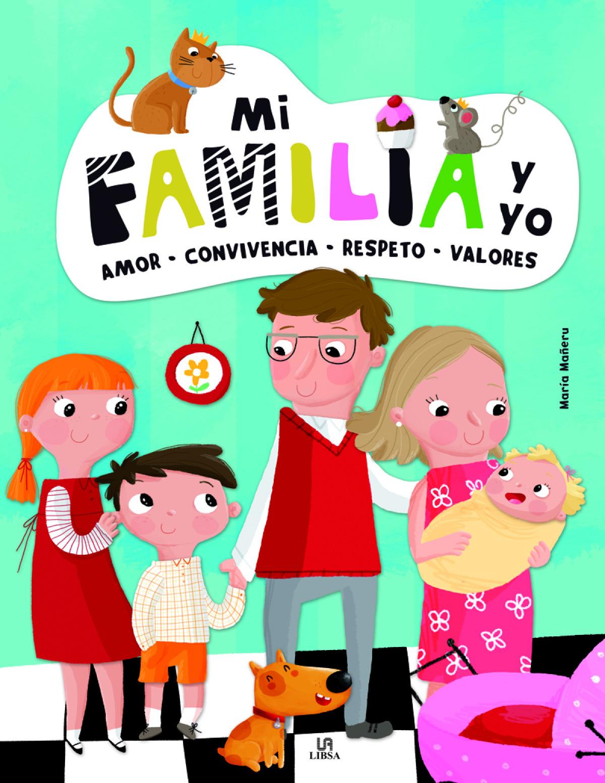 Mi Familia y Yo 9788466238687