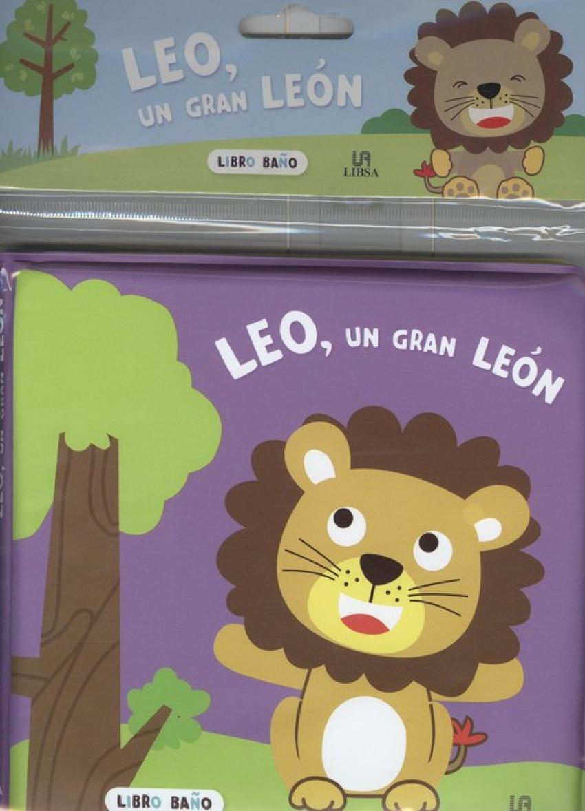 LEO, UN GRAN LEON 9788466238878