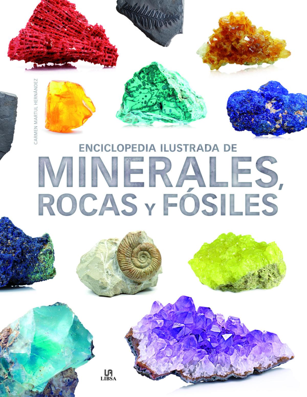 Enciclopedia Ilustrada de Minerales, Rocas y Fósiles 9788466238991
