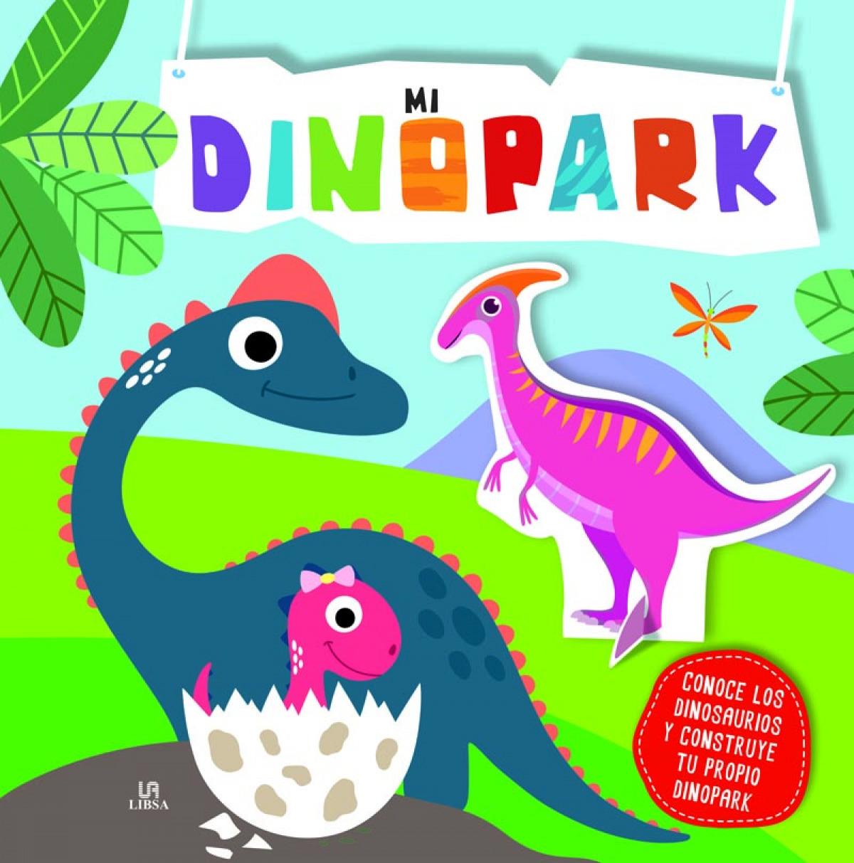 Mi Dinopark 9788466239042