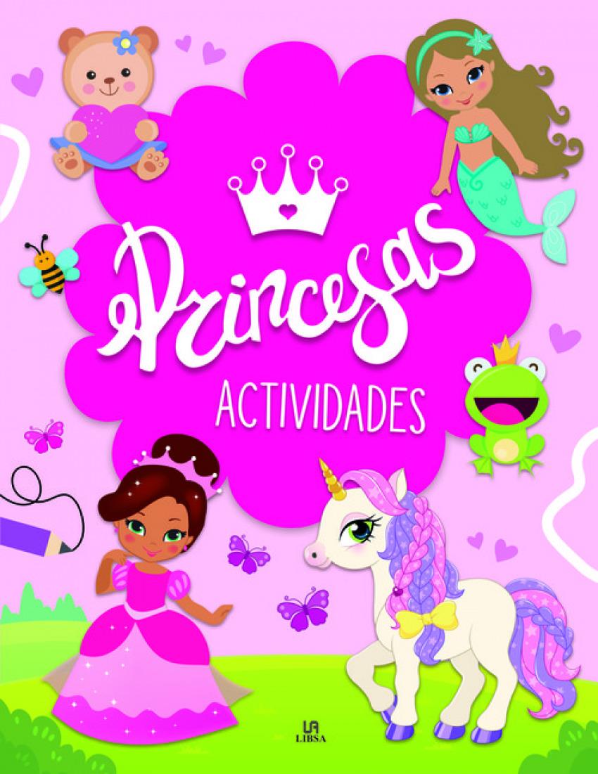 PRINCESAS 9788466239318