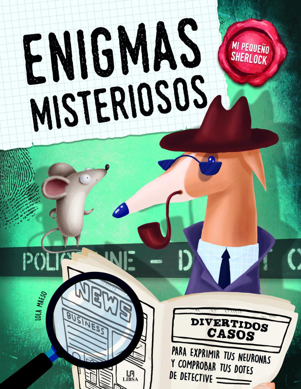 Enigmas Misteriosos 9788466239448