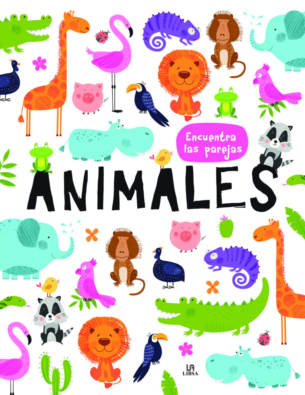 Animales 9788466239585