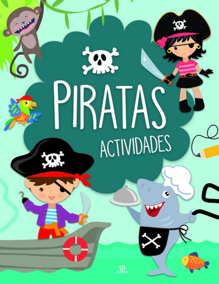 PIRATAS 9788466239646