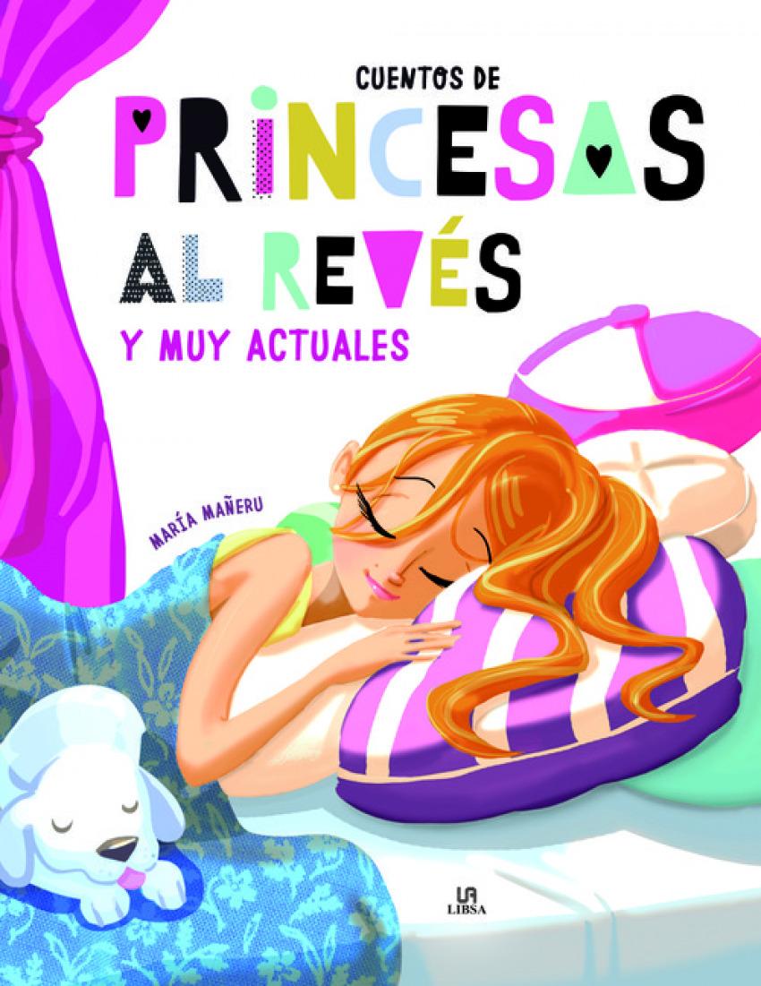 Cuentos de Princesas del Revés 9788466239738