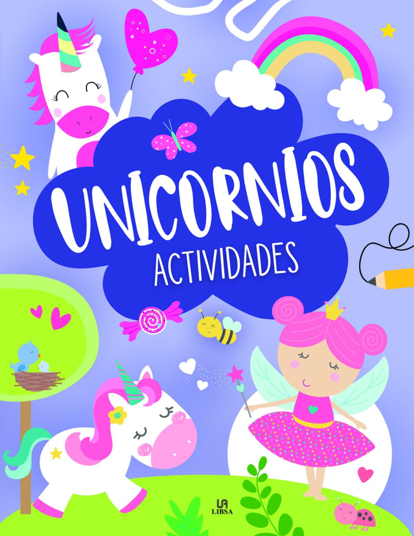 Unicornios 9788466239752