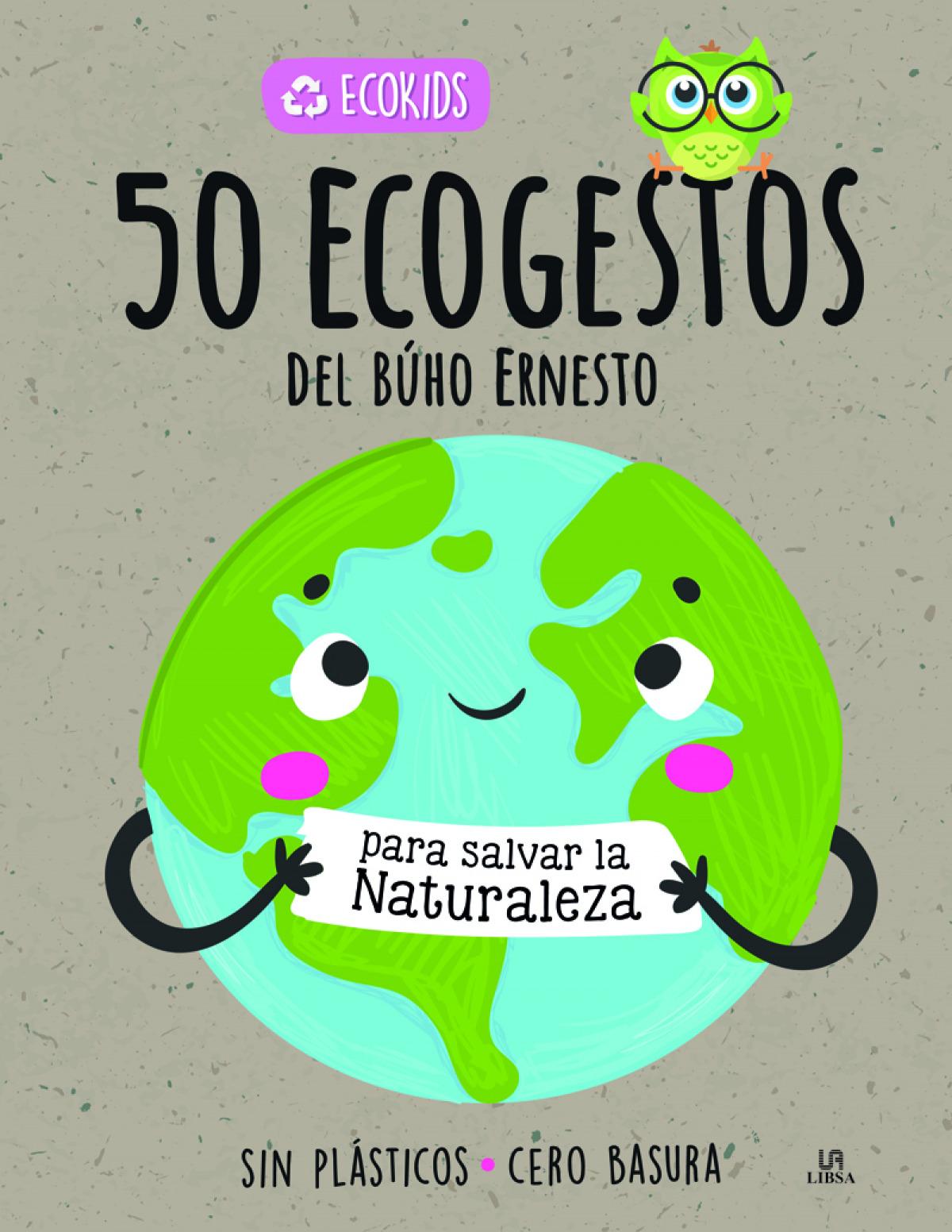 50 Ecogestos del Búho Ernesto 9788466239882