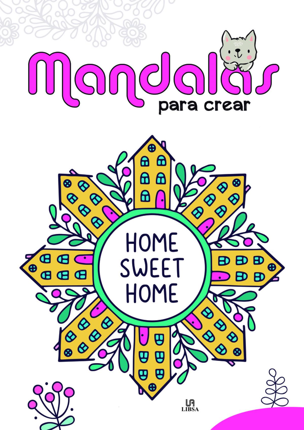 Mandalas para crear 9788466240482