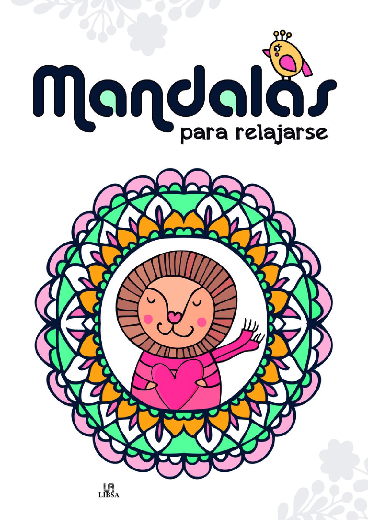 Mandalas para relajarse 9788466240499