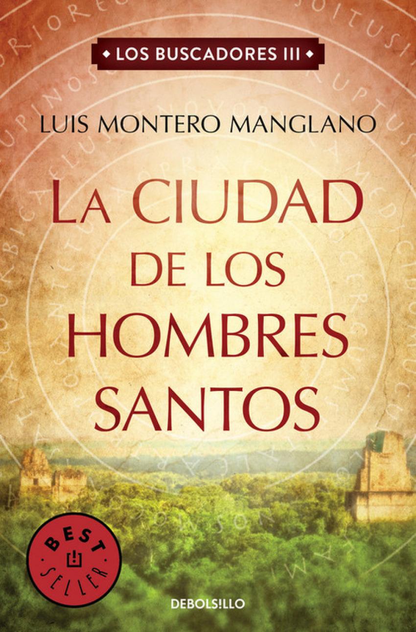 LA CIUDAD DE LOS HOMBRES SANTOS 9788466333856