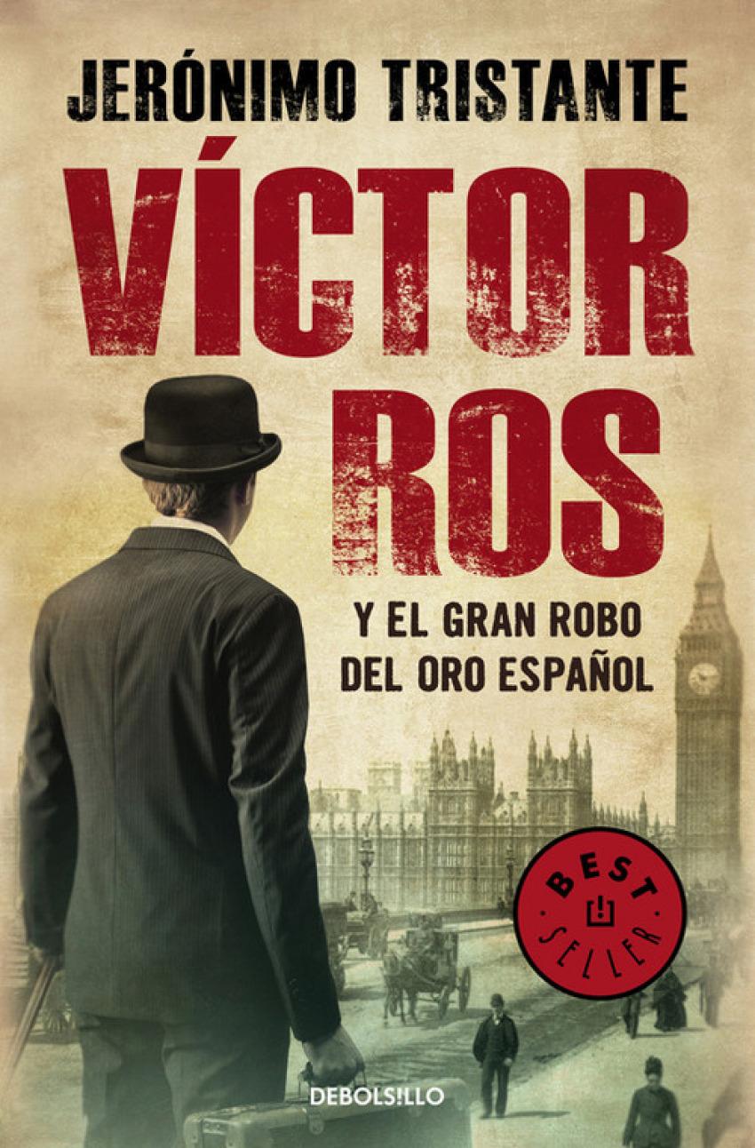 VÍCTOR ROS Y EL GRAN ROBO DEL ORO ESPAñOL 9788466334754
