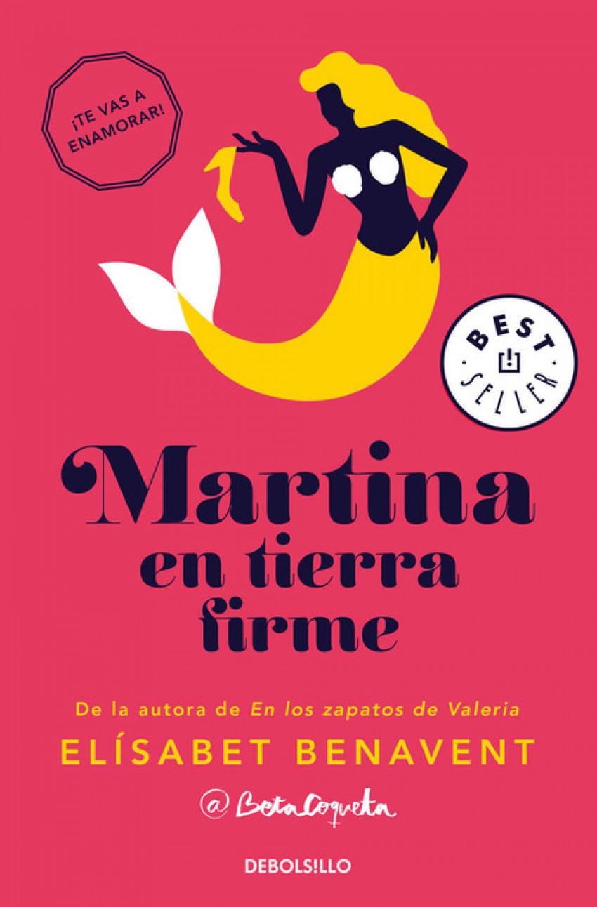 MARTINA EN TIERRA FIRME 9788466338325