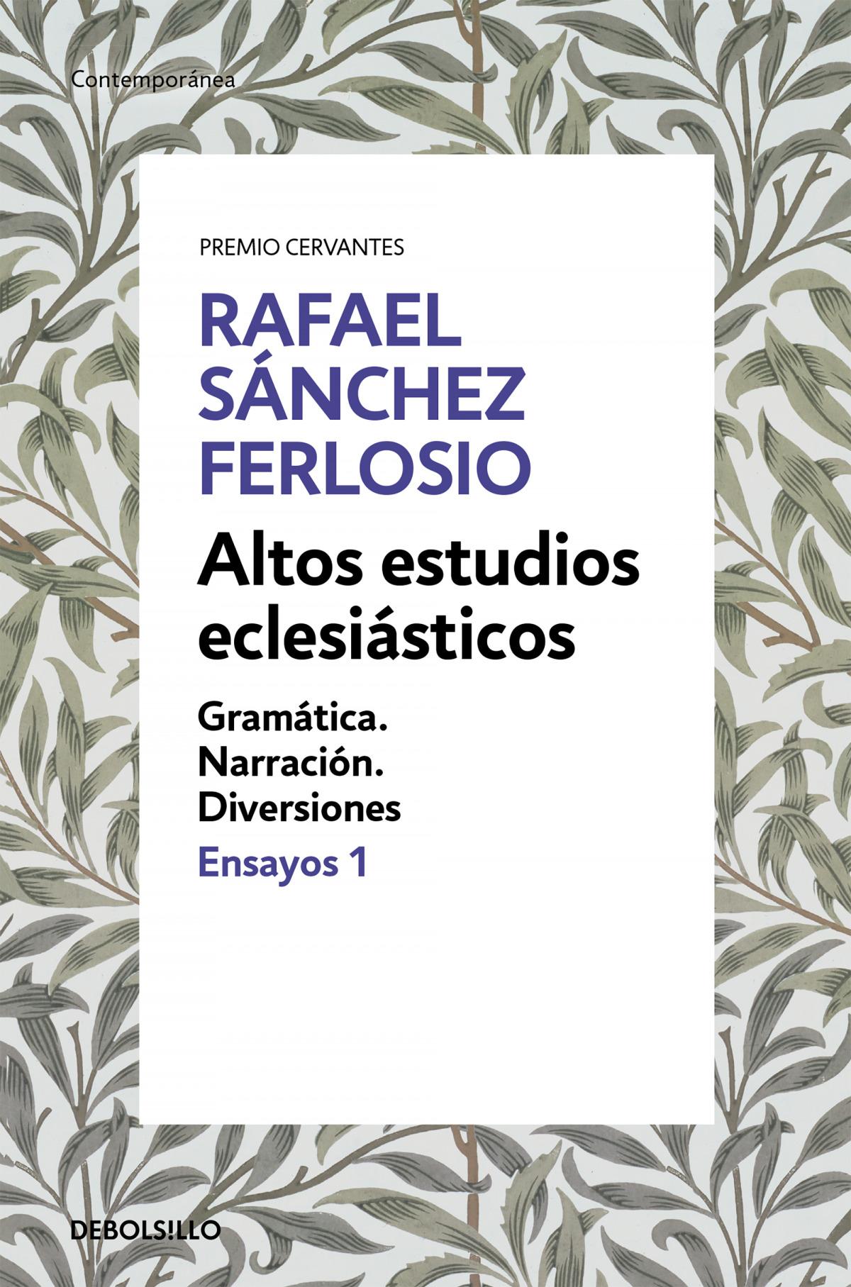 ALTOS ESTUDIOS ECLESIáSTICOS 9788466342384