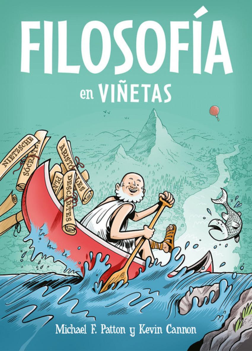 FILOSOFÍA EN VIñETAS 9788466342902