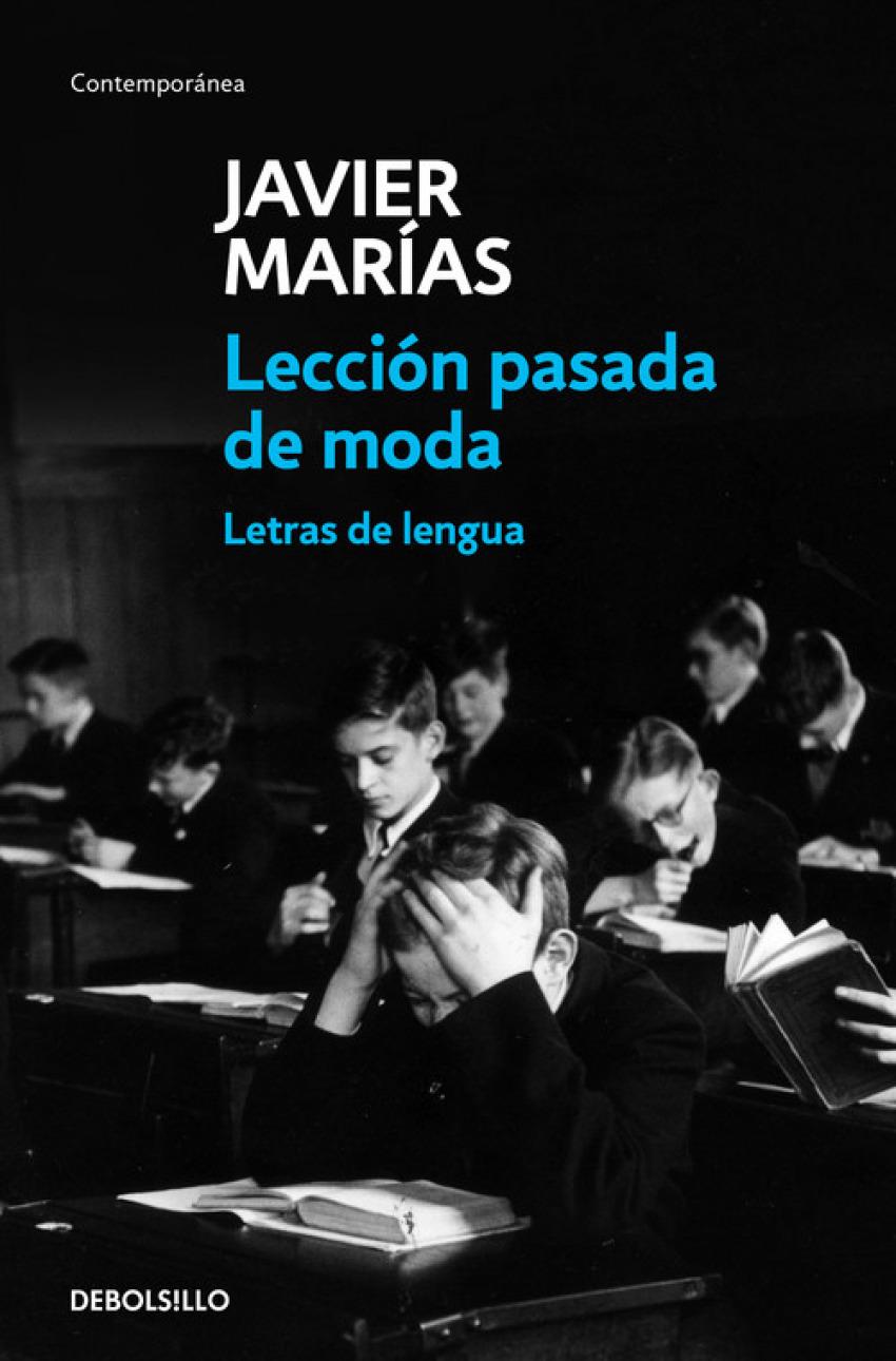 LECCIÓN PASADA DE MODA 9788466344876